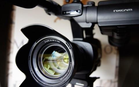 Profilaktyka z filmem w tle