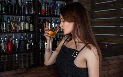 Wenus w alkoholowej pianie.